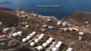 U.S. Virgin Islands demolished after being hit by Hurricane Irma
