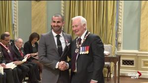 Paralympic swimmer Benoit Huot named to Order of Canada