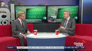 Alberta's education minister discusses changes