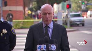 UCLA executive vice chancellor: we're reviewing security measures after shooting