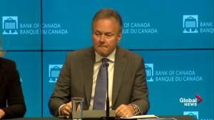 Bank of Canada: Rising household debt creating vulnerabilities