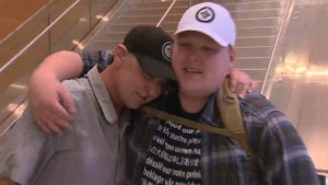 'Four years in the making': Winnipegger meets Washington man who saved his life