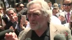 Robert De Niro calls U.S. president 'an idiot' while in Toronto