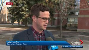 Terrorism studies expert John McCoy weighs in on Toronto van attack