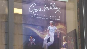 Gene Kelly Tribute comes to Kingston