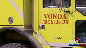 Vonda, Sask. firefighters set to walk off the job