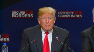 Trump calls MS-13 'animals' once again following controversy over comment