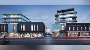A developer has unveiled a bold vision to redevelop the former Gibbard's Furniture Store in Napanee.