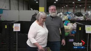 Edmonton couple talks about how helping with Santas Anonymous became their holiday tradition