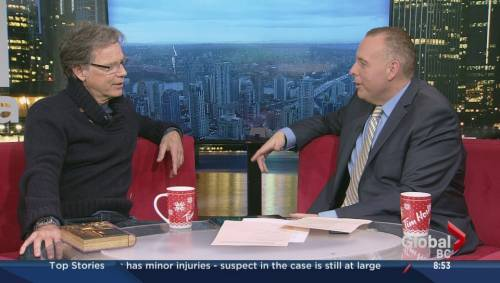 Actor Bruce Greenwood honoured with career achievement award   Watch News Videos Online