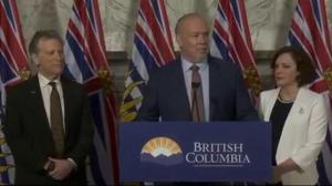 Site C decision – political fallout