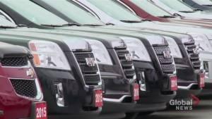 Durham GM dealerships fear Oshawa plant closure (01:34)