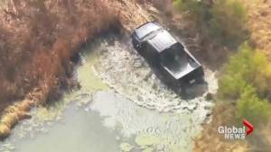 Wild police chase in Oklahoma ends after nearly three hours