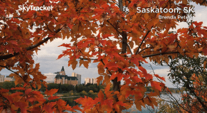 Saskatoon weather outlook: warmest week of October, winds pick up