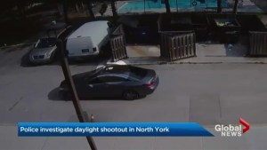 Shooting caught on camera has residents of TCH complex living in fear