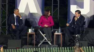 Barack Obama, Leonardo DiCaprio discuss possibility of carbon tax