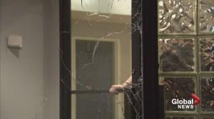 Saint-Henri vandalism leaves residents scared
