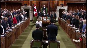 MPs hold moment of silence for Orlando shooting victims