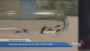 Ontario Zika Virus