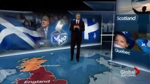 Scotland referendum: Lessons from Quebec