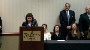 Larry Nassar victims push for Michigan State University investigation