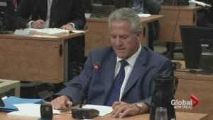 Accurso testifies at Charbonneau