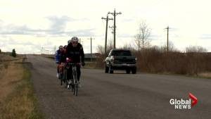 Biking event south of Calgary aims to quell  'growing tension' between cyclists and drivers