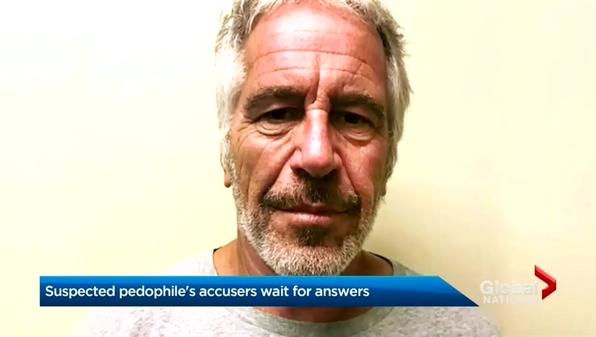 Trump Aide Claims POTUS Spreading Epstein Conspiracy Theories