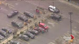 Breaking: Reports of a shooting at New Westminster Walmart