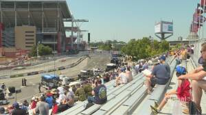 Traffic nightmare expected in downtown Toronto for Honda Indy weekend