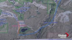 Kelowna looks to borrow money to pay for new road on south slopes