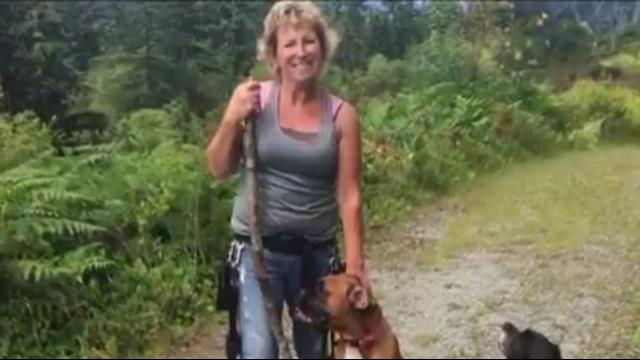 Dog Walker Found Coquitlam