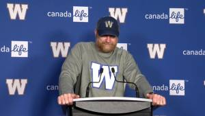 RAW: Blue Bombers Mike O'Shea Media Briefing – June 26