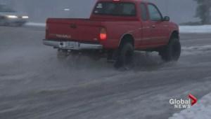 Fraser Valley slammed by winter storm