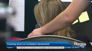 Cracking down on workplace harassment