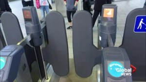 TransLink fare gates malfunction