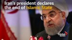 Iran declares the defeat of ISIS