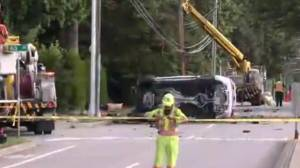 Serious crash in Surrey results in life-altering injuries
