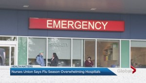 Nurses union warns about crowded ER's in Fraser Health region