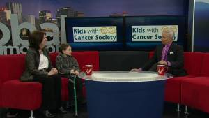 Kids with Cancer Society: Declan Lord
