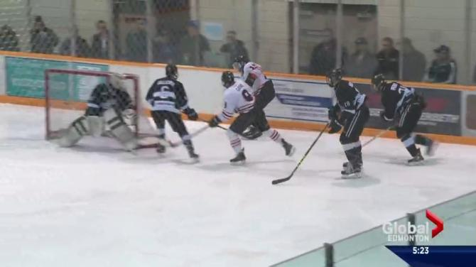 Edmonton midget hockey