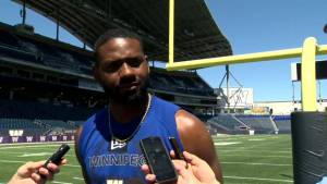 RAW: Blue Bombers Chris Matthews – June 26