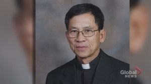 Calgary priest removed from post after allegations of sexual misconduct