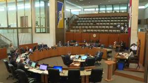 Councillor charged with sexual assault could leave city hall with large severance