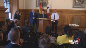 Police and municipal officials apologize to LGBTQ community for past treatment