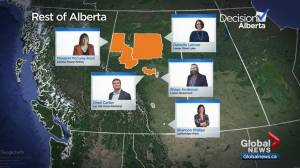 How rural support for UCP might affect NDP cabinet ministers running outside Calgary and Edmonton