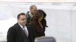 Real Housewives star imprisoned for bankruptcy fraud released; receives brand new car