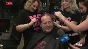 Annual Hair Massacure Fundraiser Underway