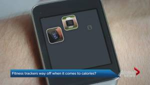 Fitness trackers way off when it comes to calories