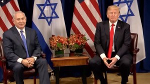 Trump hosts Israel PM Benjamin Netanyahu at White House